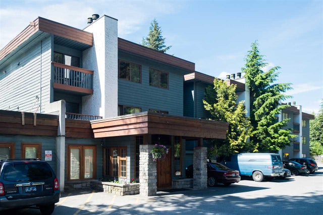 307 A&B 2129 LAKE PLACID ROAD - Whistler Creek Apartment/Condo for sale, 1 Bedroom (R2078835) #1
