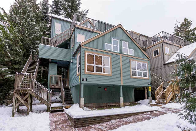 4 2130 SARAJEVO DRIVE - Whistler Creek Townhouse for sale, 1 Bedroom (R2126848) #1