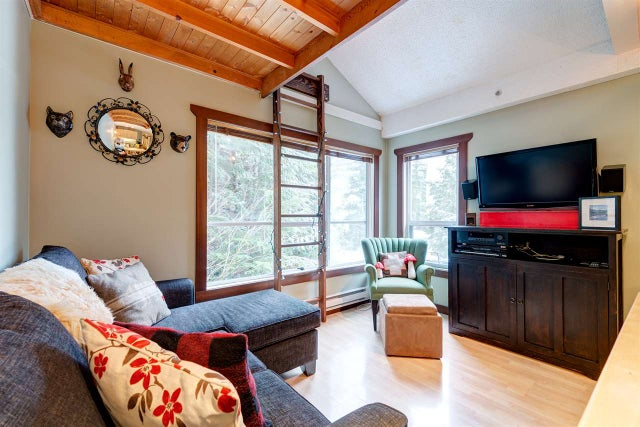 4 2130 SARAJEVO DRIVE - Whistler Creek Townhouse for sale, 1 Bedroom (R2126848) #3
