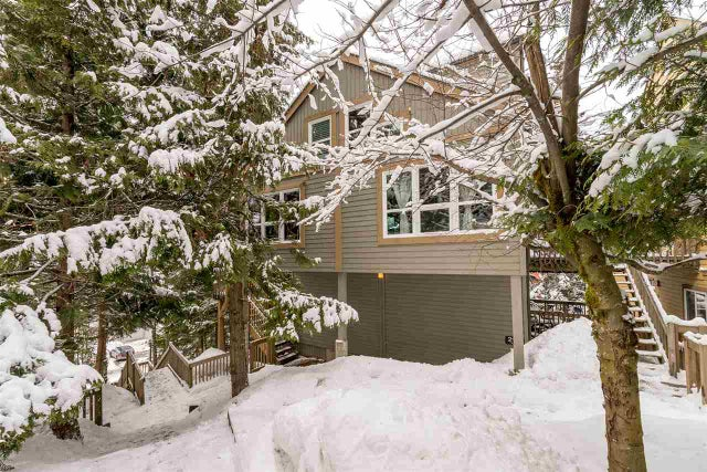 4 2118 SARAJEVO DRIVE - Whistler Creek Apartment/Condo for sale, 1 Bedroom (R2144425) #1