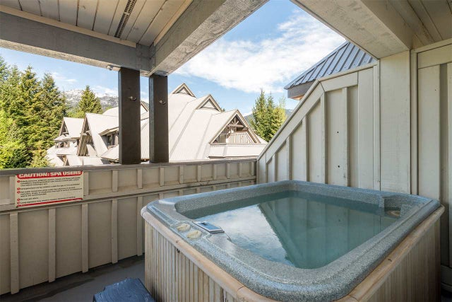 78 4335 NORTHLANDS BOULEVARD - Whistler Village Townhouse for sale, 2 Bedrooms (R2170700) #9