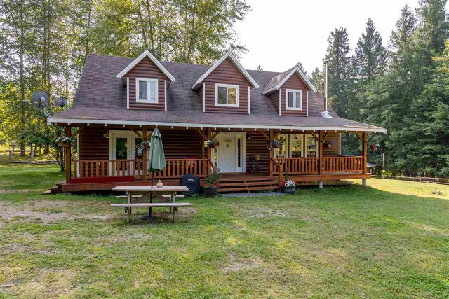 2211 POOLE CREEK ROAD - Poole Creek House with Acreage for sale, 4 Bedrooms (R2201697) #1