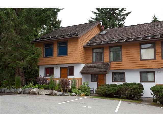 45 1200 Alta Lake Road - Whistler Creek Townhouse for sale, 4 Bedrooms (V964206) #1