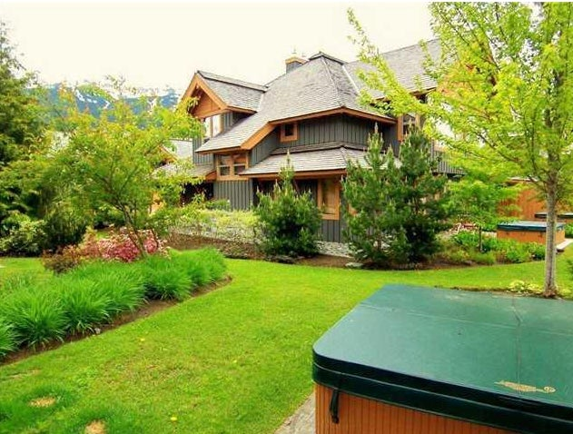 4838 Casabella Crescent - Whistler Village Townhouse for sale, 3 Bedrooms (R2051992) #1